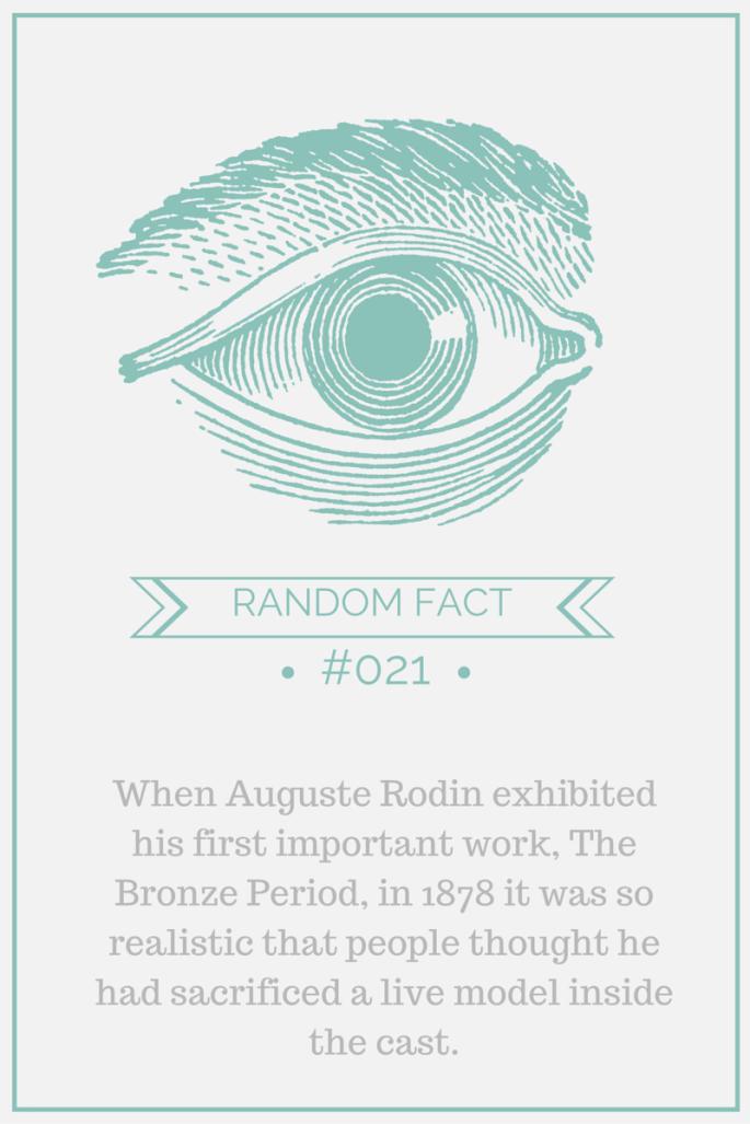 art fact #21