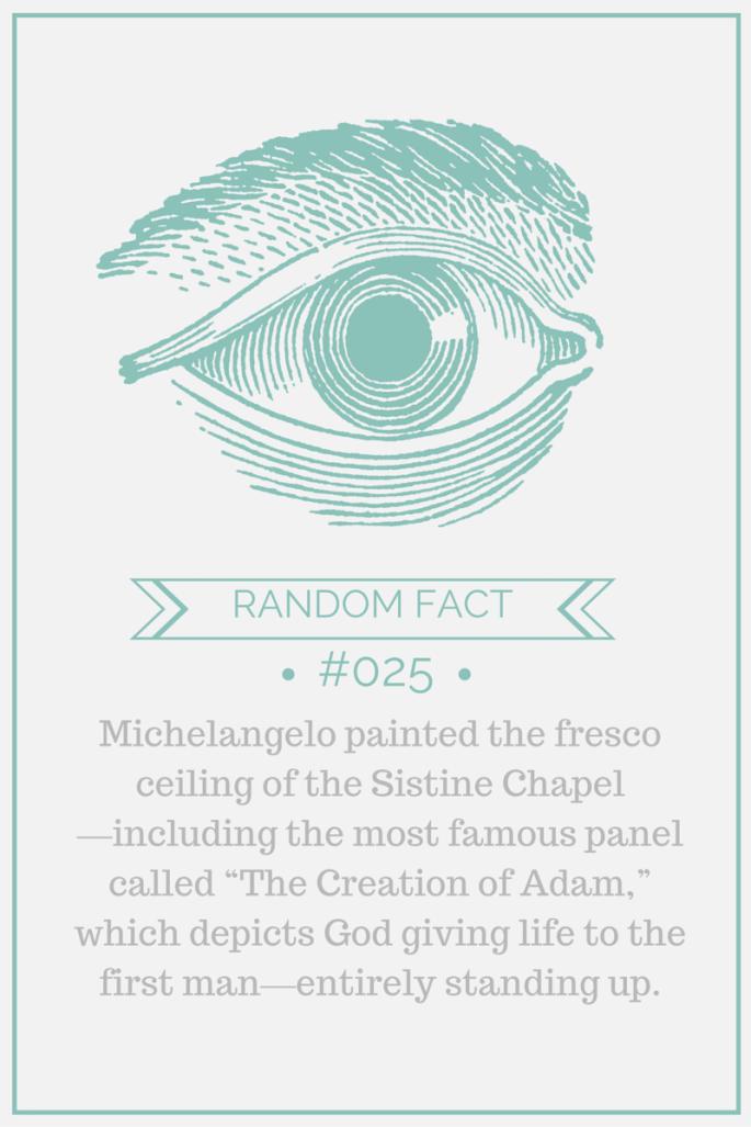 art fact #25