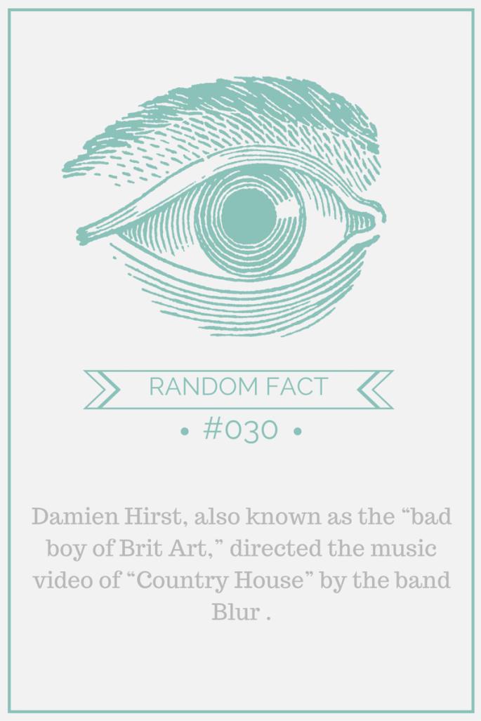 art fact #30