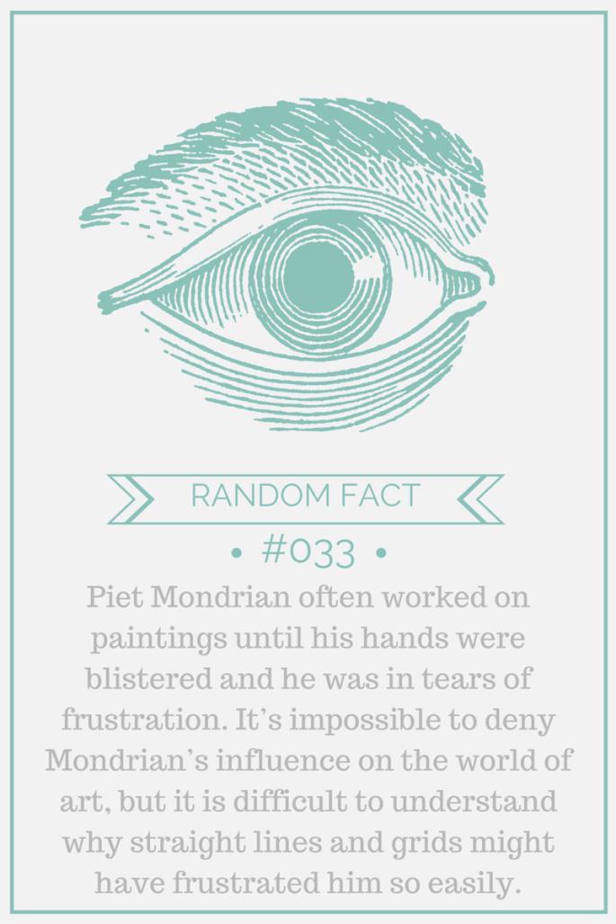 art fact #33