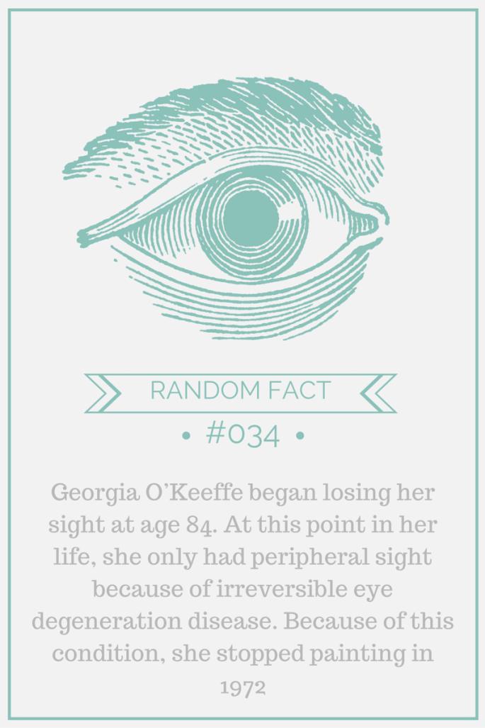 art fact #34