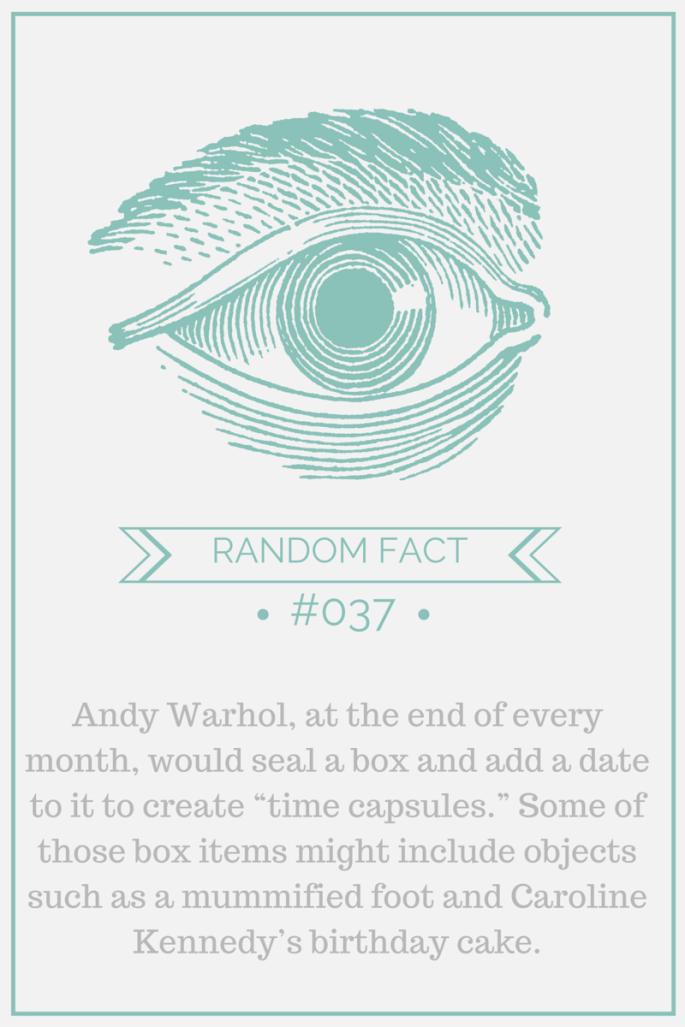 art fact #37