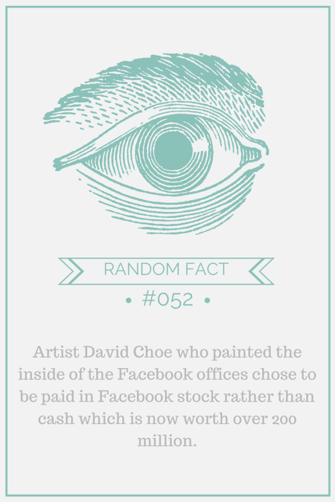 art fact #52